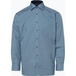 Eterna Modern Fit - Koszula męska – niewymagająca prasowania, zielony. Zielone koszule męskie non-iron marki Eterna Modern Fit, m. Za 199,95 zł.