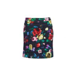 Spódnice krótkie Love Moschino  WGC7100. Czarne minispódniczki marki Love Moschino. Za 384,30 zł.