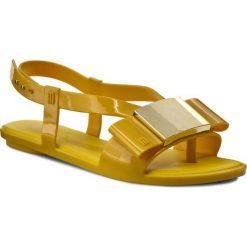 Chodaki damskie: Japonki MELISSA - Flat Lovely Ad 31688 Yellow 01191