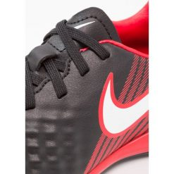 Buty skate męskie: Nike Performance MAGISTAX ONDA Halówki black/university red/bright crimson/white
