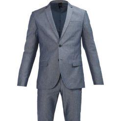KIOMI Garnitur blue. Niebieskie garnitury marki KIOMI, z bawełny. W wyprzedaży za 411,75 zł.