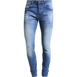 Cars Jeans DUST Jeans Skinny Fit stone used. Niebieskie rurki męskie Cars Jeans. Za 249,00 zł.