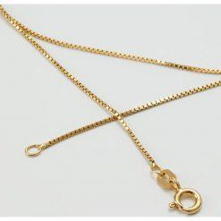 Biżuteria i zegarki: MALAIKARAISS NECKLACE WATERMELON Naszyjnik goldcoloured
