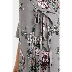 Sukienki hiszpanki: Soaked in Luxury KAROL DRESS Sukienka letnia medium grey