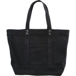 Polo Ralph Lauren Torba na zakupy black. Czarne torebki klasyczne damskie Polo Ralph Lauren. W wyprzedaży za 407,20 zł.
