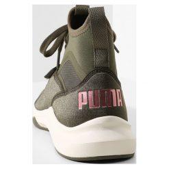 Buty sportowe damskie: Puma PHENOM WNS Obuwie treningowe olive night/whisper white