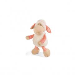Nici  Maskotka Owieczka Jolly Mellow 25 cm - biały. Białe przytulanki i maskotki NICI, z materiału. Za 75,00 zł.