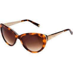 """Okulary przeciwsłoneczne damskie aviatory: Okulary przeciwsłoneczne """"SR773603"""" w kolorze brązowym"""