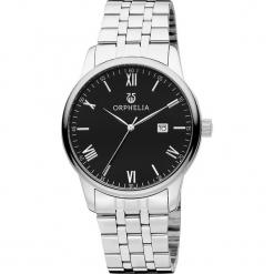Zegarek kwarcowy w kolorze srebrno-czarnym. Szare, analogowe zegarki męskie Esprit Watches, ze stali. W wyprzedaży za 136,95 zł.