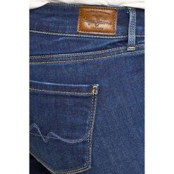 Pepe Jeans - Jeansy Soho. Niebieskie jeansy damskie relaxed fit marki Reserved. Za 319,90 zł.