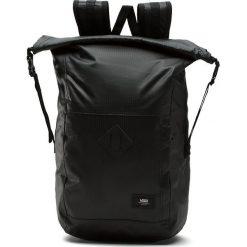 Plecak Vans Fend Roll Top (VA36YJBLK). Czarne plecaki damskie marki Vans. Za 159,99 zł.