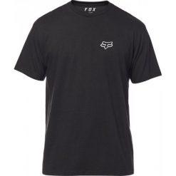 FOX T-Shirt Męski Grifter Premium L Czarny. Szare t-shirty męskie marki FOX, z bawełny. Za 117,00 zł.
