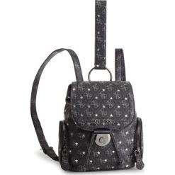 Plecak GUESS - HWSM71 79310 COAL. Szare plecaki damskie marki Guess, z aplikacjami, ze skóry ekologicznej. Za 589,00 zł.