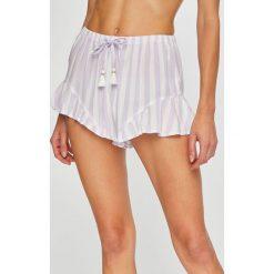 Undiz - Piżama Rufliz. Szare piżamy damskie Undiz, m, z nadrukiem, z bawełny. W wyprzedaży za 34,90 zł.