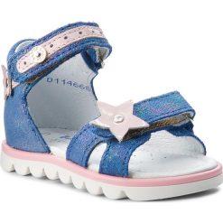 Sandały dziewczęce: Sandały BARTEK – 31946/07K Niebieski