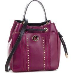 Torebka MONNARI - BAG2350-014 Violet. Fioletowe torebki worki Monnari, ze skóry ekologicznej. W wyprzedaży za 179,00 zł.