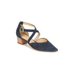 Czółenka France Mode  FAMILY SE TA. Niebieskie buty ślubne damskie France Mode. Za 398,30 zł.