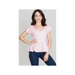 Bluzki damskie: Bluzka K396 Róż