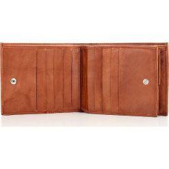 PORTFEL MĘSKI BAG STREET SKÓRA. Pomarańczowe portfele męskie Bag Street, ze skóry. Za 44,90 zł.