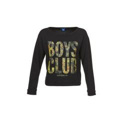 Bluzy adidas  KNIT SWEAT. Czarne bluzy damskie Adidas. Za 230,30 zł.