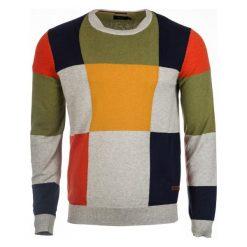 Pepe Jeans Sweter Męski Poplar Xl Wielo Barwny. Brązowe swetry klasyczne męskie marki Pepe Jeans, m, z jeansu. Za 333,00 zł.