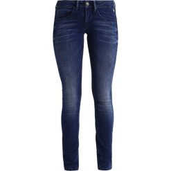 Freeman T. Porter CLARA  Jeansy Slim fit flexy indigo. Niebieskie jeansy damskie relaxed fit marki Freeman T. Porter. W wyprzedaży za 246,35 zł.