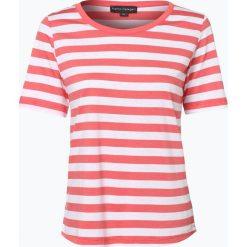 Franco Callegari - T-shirt damski, czerwony. Zielone t-shirty damskie marki Franco Callegari, z napisami. Za 69,95 zł.
