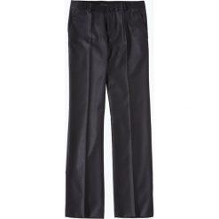 New G.O.L. - Chłopięce spodnie od garnituru modułowego – slim fit, szary. Szare chinosy chłopięce New G.O.L. Za 329,95 zł.