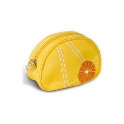 Donegal KOSMETYCZKA damska żółta  4956. Żółte kosmetyczki damskie Donegal. Za 13,90 zł.