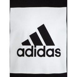 Adidas Performance LOGO CREW Bluza black/white. Czerwone bluzy chłopięce marki adidas Performance, m. Za 149,00 zł.