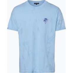 Review - T-shirt męski, niebieski. Niebieskie t-shirty męskie Review, m. Za 49,95 zł.