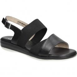 SANDAŁY CAPRICE 9-28701-26. Czarne sandały damskie Caprice. Za 149,99 zł.