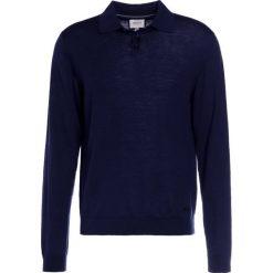 Armani Collezioni Sweter dunkelblau. Niebieskie swetry klasyczne męskie marki Tiffosi. W wyprzedaży za 573,30 zł.