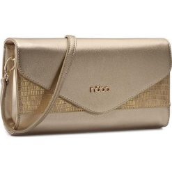 Torebka NOBO - NBAG-C2080-C023 Złoty. Żółte torebki klasyczne damskie Nobo, ze skóry ekologicznej. W wyprzedaży za 119,00 zł.