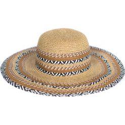 Kapelusz damski Elegant boho brązowy. Brązowe kapelusze damskie Art of Polo. Za 37,60 zł.