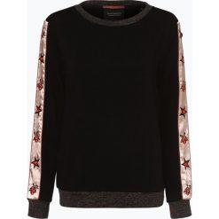 Bluzy damskie: Scotch & Soda - Damska bluza nierozpinana, czarny