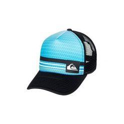 Czapki z daszkiem Quiksilver  GORRA  AZUL AQYHA03986-BMM0. Niebieskie czapki męskie Quiksilver. Za 123,12 zł.