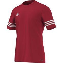 KOSZULKA adidas ENTRADA 14 (F50485). Białe koszulki sportowe męskie Adidas, m, ze skóry. Za 39,99 zł.