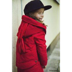 Odzież dziecięca: Kurtka zimowa czerwona z Króliczkiem