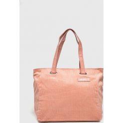 Puma - Torebka. Szare torebki klasyczne damskie Puma, z bawełny, duże. W wyprzedaży za 169,90 zł.