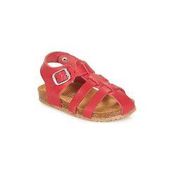 Sandały Dziecko  André  AVIRON. Czerwone sandały chłopięce Andre. Za 135,20 zł.
