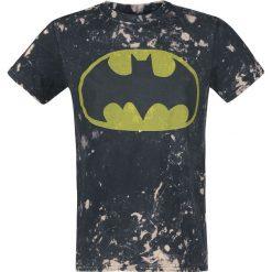 T-shirty męskie z nadrukiem: Batman Logo T-Shirt wielokolorowy
