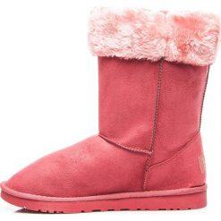 Mukluki śniegowce ciepłe za kostkę Różowe. Czerwone śniegowce damskie TORNA, za kostkę. Za 49,00 zł.