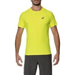 Asics Koszulka męska  SS TOP Sulphur Spring r. M (134084-480). Żółte koszulki sportowe męskie Asics, m. Za 73,29 zł.