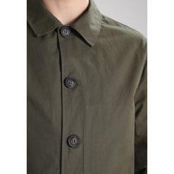 Płaszcze przejściowe męskie: HYMN PIPER  Krótki płaszcz khaki
