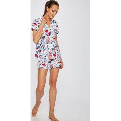 Lauren Ralph Lauren - Piżama. Szare piżamy damskie marki Lauren Ralph Lauren, l, z poliesteru. W wyprzedaży za 319,90 zł.
