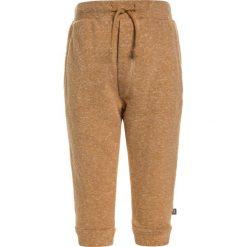 Odzież chłopięca: Imps&Elfs BABY Spodnie materiałowe gold melange