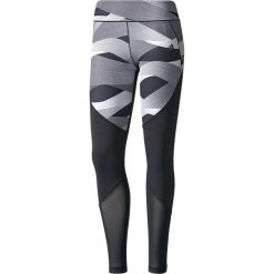 Adidas Spodnie ULT C&S PR LNG czarno-szare r. S (BR8778). Czarne spodnie sportowe damskie marki Adidas, s. Za 272,16 zł.