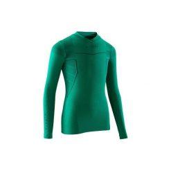 Podkoszulek Keepdry 500. Czarne odzież termoaktywna męska marki La Redoute Collections, z bawełny, klasyczne. Za 39,99 zł.