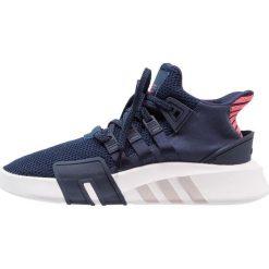 Adidas Originals EQT BASK ADV Tenisówki i Trampki collegiate navy/real coral. Niebieskie tenisówki damskie marki adidas Originals, z materiału. W wyprzedaży za 381,65 zł.